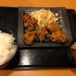 【閉店】小伝馬町「薩摩魚鮮」の激安ランチ!!500円でご飯・味噌汁おかわり自由!!