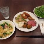 ローストビーフ食べ放題!小伝馬町「タンティート」でランチビュッフェ!