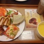 「神戸屋」のパン食べ放題ランチビュッフェが安い!新商品も食べれてスープ・ドリンク付き!
