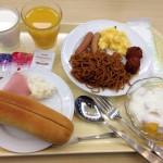 中央区食べ放題!ホテルで朝食バイキング!相鉄フレッサイン日本橋人形町!