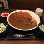 千葉デカ盛り!「市川食堂」でカツカレー特盛!旨い・安い・多い!