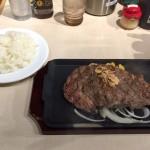 上野「いきなりペッパーランチダイナーUENO3153店」で美味しいステーキ!!