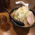上野大盛り!「麺処 花田」で味噌ラーメン大盛り!野菜大盛り無料!
