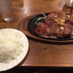 「HERO'S(ヒーローズ)ステーキハウス 秋葉原店」で1ポンドステーキ!