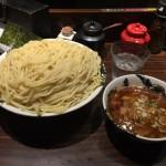 高田馬場デカ盛り!「麺屋武蔵 鷹虎(たかとら)」でつけ麺特盛1kg!