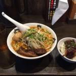 神田「カラシビ味噌らー麺鬼金棒(きかんぼう)」で特製味噌ラーメン大盛り!