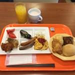 大田区食べ放題!馬込「ココス 東京イン店」で朝食バイキング!