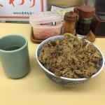土日祝日ランチ!秋葉原「牛丼専門店サンボ」で大盛り牛丼!