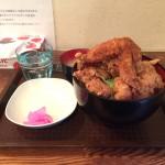 日吉デカ盛り!「北海道唐揚げ えぞや」でザンキ・デカ盛り丼!