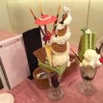 【閉店】デカ盛りパフェの聖地!「エストエスト 新宿ミロード店」でメガ盛りパフェを満喫!【横綱編】