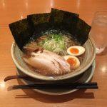 汐留デカ盛り!「越後秘蔵麺 無尽蔵」で鶏がら醤油デラックスラーメン大盛り!