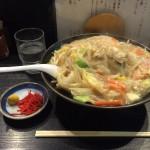 笹塚デカ盛り!「ラーメン屋 豪快」で皿うどん大盛り!担々麺・ジャージャー麺もあり!