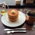 渋谷メガ盛り!「星乃珈琲店 109MEN'S店」でスフレパンケーキダブル!