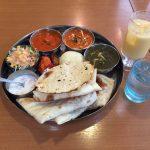 綾瀬デカ盛り!「インド料理 シータラ」でマハラジャランチ!選べるカレー3種類!
