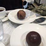 高級チョコレートカフェ!東京駅「ドゥバイヨル 丸の内オアゾ店」でアヴァランシュ!