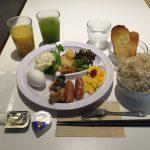 神田モーニング!「緑茶カフェ 茶空楽(ちゃくーら)」で健康朝食バイキング!
