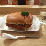 錦糸町カフェ・喫茶店!「コメダ珈琲店」で巨大みそカツサンド&クリームソーダ!