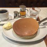 上野メガ盛りパンケーキ!喫茶店「珈琲家」で特製ホットケーキ・ダブル!