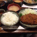 新線新宿デカ盛り!「豚珍館(とんちんかん)」で巨大とんかつ定食!ご飯おかわり自由!