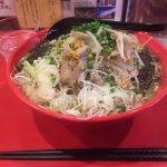 調布デカ盛り!「楽園食堂 うるま島」で久米島味噌もやしそば大盛り!沖縄の味!