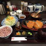 大満足ランチ!秋葉原「とんかつ浜勝」は、ご飯・味噌汁・キャベツ・漬物がおかわり自由!