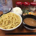 西大島デカ盛り!「横浜家系ラーメン 春樹」でつけ麺900g!ライス食べ放題!