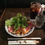 大阪デカ盛り朝食!中崎町「喫茶Y」でモーニング!激安ボリューム満点!
