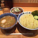小川町つけ麺!「めん徳 二代目 つじ田」で濃厚特製・大盛り&チャーシューご飯!