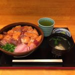 【閉店】人形町海鮮丼!「築地ととどん」でとと丼特盛!早い・美味しい!