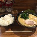 上野深夜ラーメン!「壱角家 御徒町店」は、終日ライスおかわり自由!