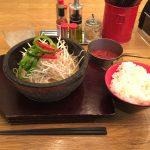 【閉店】石焼パスタ専門店!秋葉原「kiteretsu食堂」でメガ盛りもやしのナポリタン!