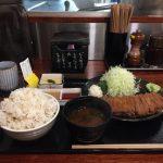 秋葉原牛かつ!「壱弐参(いちにさん)」で麦飯とろろセット大盛り!超行列有名人気店!