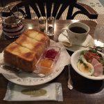 デカ盛り朝食!喫茶店「浅草珈琲屋」で超厚切りトーストモーニング!