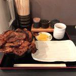 北海道デカ盛りを東京で!人形町「ぶたいち」で帯広豚丼特盛!