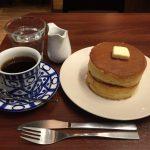 秋葉原パンケーキ!「フライング・スコッツマン」で厚焼きホットケーキ!