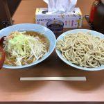 【神保町へ移転】デカ盛り自家製麺!御茶ノ水「立川マシマシ」でつけ麺大盛り・野菜マシ!