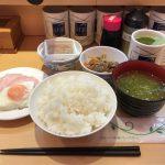 回転寿司ならぬ回転朝食!秋葉原「うず潮」で珍しいモーニングセット!ご飯大盛り無料!