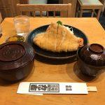 浅草老舗グルメ!「カツ吉」で名物味噌とんかつ定食!有名人多数ご来店!