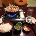 両国デカ盛りランチ!「江戸沢」で海鮮ちゃんこ定食!ご飯大盛り・おかわり自由!