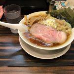 台東区おすすめラーメン!稲荷町「稲荷屋」でワンタン麺・大盛り!