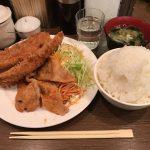 有楽町デカ盛り!「キッチン大正軒」でササミフライ定食・ご飯大盛り!