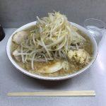 新日本橋デカ盛り!「ラーメン(二郎)神田店」で大盛りチャーシューダブル!