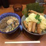 東京特盛グルメ!新宿三丁目「百日紅(さるすべり)」で特製煮干しつけ麺!