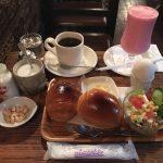 神保町朝食!「さぼうる」でモーニングセット・生いちごジュース!