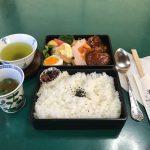 日本橋老舗ランチ!人形町「芳味亭(ほうみてい)」で上洋食弁当・大盛り!