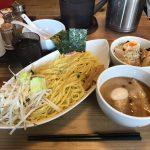 半蔵門デカ盛り!「IBUKI(いぶき)」で特製野菜つけ麺・特大盛り!