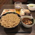 小川町デカ盛り!「家系らーめん 蓮家(はすや)」でつけ麺特盛1kg!ビールが安い!