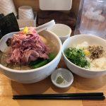 大盛り真鯛らーめん!錦糸町「麺魚」で特製ラーメン・特盛・雑炊丼!