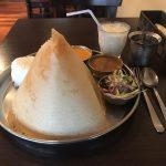 デカ盛り南インド料理!東日本橋「ダクシン」でドーサランチカレー!