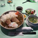 神保町老舗中華!「新世界菜館」で豚角煮カレー大盛りランチ!